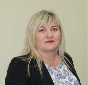 Elżbieta Magda, dyrektor SP ZOZ w Wińsku.